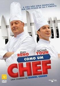Como um Chef - Poster / Capa / Cartaz - Oficial 5