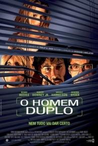 O Homem Duplo - Poster / Capa / Cartaz - Oficial 6