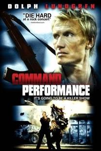 Comando Vermelho - Poster / Capa / Cartaz - Oficial 7