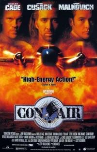 Con Air - A Rota da Fuga - Poster / Capa / Cartaz - Oficial 5