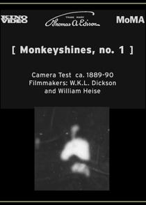 Monkeyshines, No. 1 - Poster / Capa / Cartaz - Oficial 1