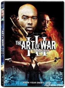 A Arte da Guerra 3 - Poster / Capa / Cartaz - Oficial 2