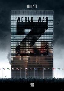 Guerra Mundial Z - Poster / Capa / Cartaz - Oficial 9
