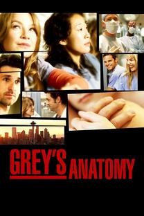 Grey's Anatomy (1ª Temporada) - Poster / Capa / Cartaz - Oficial 3