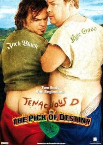 Tenacious D - Uma Dupla Infernal - Poster / Capa / Cartaz - Oficial 3