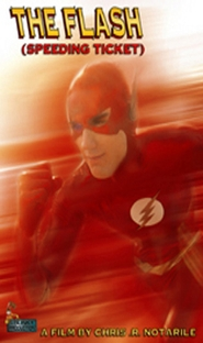 The Flash (Speeding Ticket) - Poster / Capa / Cartaz - Oficial 1