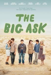The Big Ask - Poster / Capa / Cartaz - Oficial 1