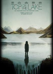 Top of the Lake (1ª Temporada) - Poster / Capa / Cartaz - Oficial 1