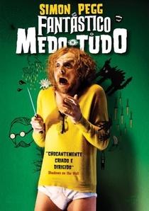 Um Fantástico Medo de Tudo - Poster / Capa / Cartaz - Oficial 3
