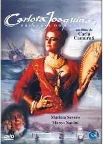 Carlota Joaquina, Princesa do Brasil - Poster / Capa / Cartaz - Oficial 1