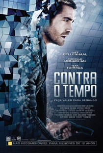 Contra o Tempo - Poster / Capa / Cartaz - Oficial 2