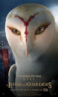 A Lenda dos Guardiões - Poster / Capa / Cartaz - Oficial 5