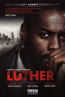 Luther (3ª Temporada) - Poster / Capa / Cartaz - Oficial 5