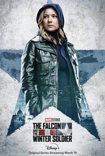 Falcão e o Soldado Invernal - Poster / Capa / Cartaz - Oficial 6