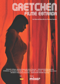 Gretchen -  Filme Estrada - Poster / Capa / Cartaz - Oficial 1
