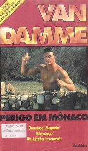 Perigo em Mônaco - Poster / Capa / Cartaz - Oficial 2