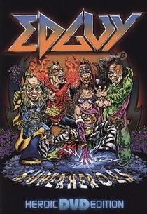 Edguy - Superheroes (Heroic DVD Edition) - Poster / Capa / Cartaz - Oficial 1