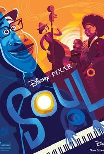Soul - Poster / Capa / Cartaz - Oficial 7