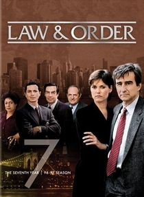 Lei & Ordem (7ª Temporada) - Poster / Capa / Cartaz - Oficial 1