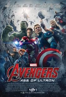 Vingadores: Era de Ultron - Poster / Capa / Cartaz - Oficial 5
