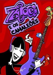 Zica e os Camaleões  - Poster / Capa / Cartaz - Oficial 1