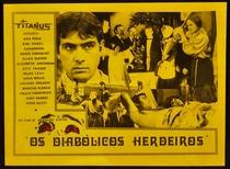 Os Diabólicos Herdeiros - Poster / Capa / Cartaz - Oficial 3