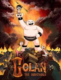 Golan the Insatiable (1ª Temporada) - Poster / Capa / Cartaz - Oficial 1