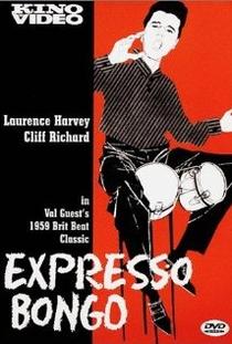 Expresso Bongo - Poster / Capa / Cartaz - Oficial 1