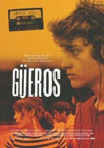 Güeros - Poster / Capa / Cartaz - Oficial 4