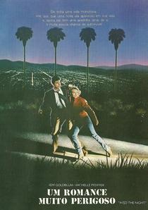 Um Romance Muito Perigoso - Poster / Capa / Cartaz - Oficial 3