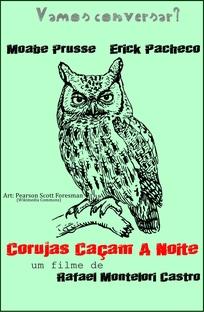Corujas Caçam à Noite - Poster / Capa / Cartaz - Oficial 4