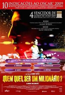 Quem Quer Ser um Milionário? - Poster / Capa / Cartaz - Oficial 3