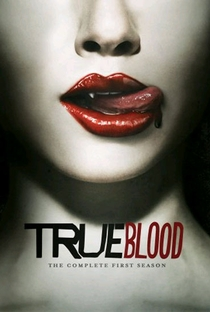 True Blood (1ª Temporada) - Poster / Capa / Cartaz - Oficial 1