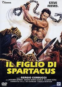 O Filho de Spartacus - Poster / Capa / Cartaz - Oficial 1