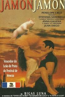 Jámon, Jámon  - Poster / Capa / Cartaz - Oficial 2