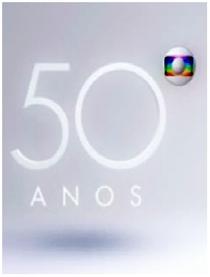 Especial Globo: 50 Anos - Poster / Capa / Cartaz - Oficial 1