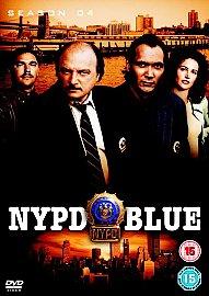 Nova York Contra o Crime (4ª Temporada) - Poster / Capa / Cartaz - Oficial 1