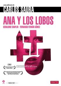 Ana e os Lobos - Poster / Capa / Cartaz - Oficial 2