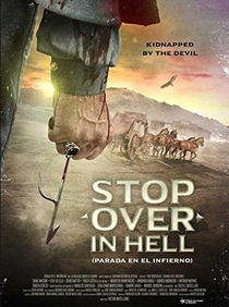 Stop Over in Hell - Poster / Capa / Cartaz - Oficial 2