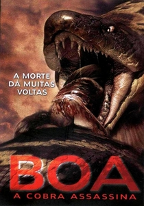 Boa: A Cobra Assassina - Poster / Capa / Cartaz - Oficial 1