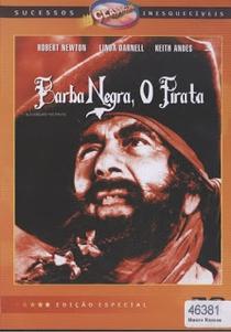 Barba Negra, o Pirata - Poster / Capa / Cartaz - Oficial 4