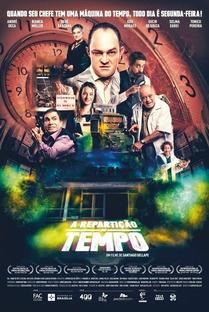 A Repartição do Tempo - Poster / Capa / Cartaz - Oficial 2