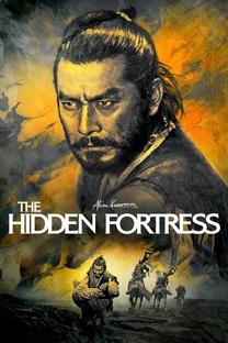 A Fortaleza Escondida - Poster / Capa / Cartaz - Oficial 11