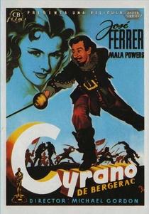 Cyrano de Bergerac - Poster / Capa / Cartaz - Oficial 7
