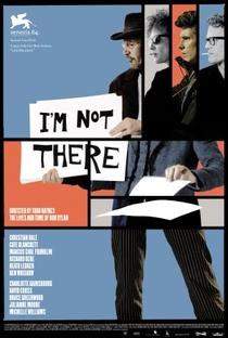 Não Estou Lá - Poster / Capa / Cartaz - Oficial 5