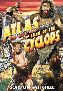 Atlas na Terra dos Cíclopes - Poster / Capa / Cartaz - Oficial 2