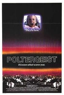 Poltergeist: O Fenômeno - Poster / Capa / Cartaz - Oficial 4