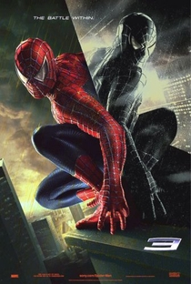 Homem-Aranha 3 - Poster / Capa / Cartaz - Oficial 2