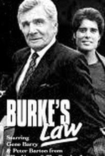 Chefe Burke - Poster / Capa / Cartaz - Oficial 1
