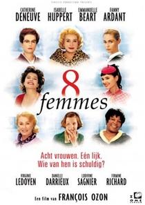 8 Mulheres - Poster / Capa / Cartaz - Oficial 4